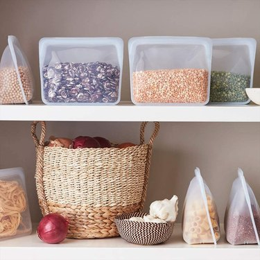 Stasher Silicone Food Storage Bags