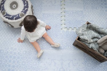 Little Nomad Play Mat