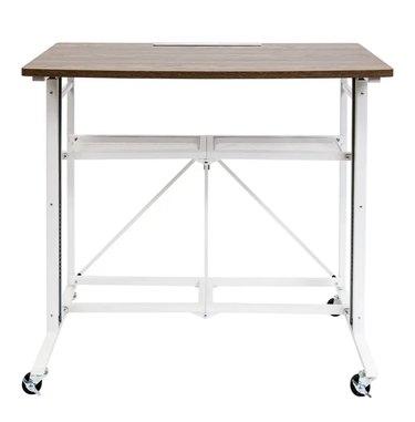 Adjustable Laptop Up Down Desk