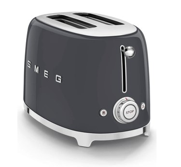 50s Retro Style Two-Slice Toaster