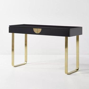Lacquered Glinda Console Table