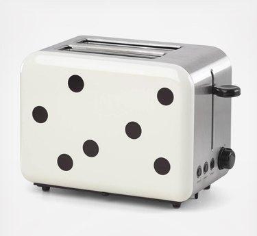 Deco Dot 2-Slice Toaster