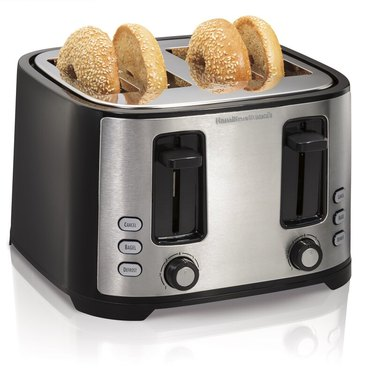 4-Slice Extra Wide Slot Toaster