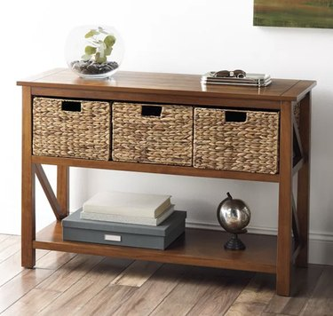Console Table 4-Piece Set