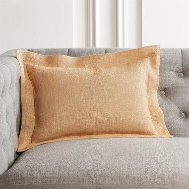 Jute Pillow