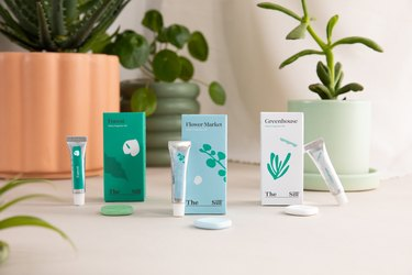 canopy x the sill aroma kit with plants