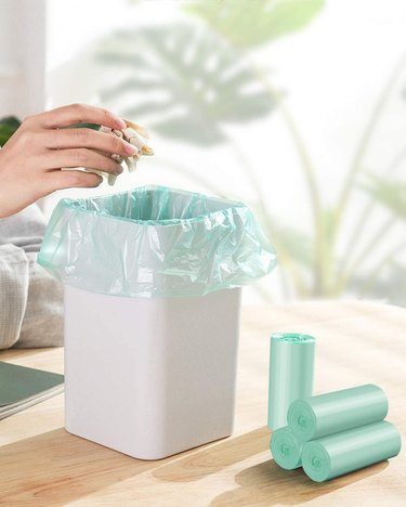 compostable trash can liners