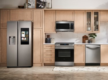 samsung kitchen appliances at wayfair