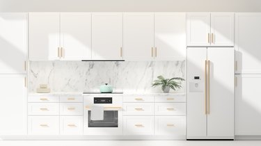 BOXI by Semihandmade white kitchen