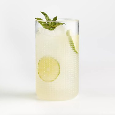 Crate & Barrel Liv Acrylic Highball