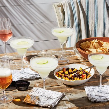 Fortessa Tableware Solutions Shatter-Proof Outdoor Glasses