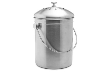 EPICA Stainless Steel Compost Bin, $21.95