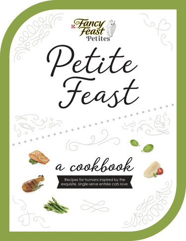 fancy feast cookbook cover