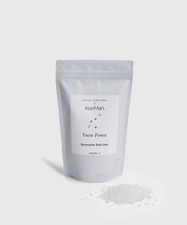 Goest Perfumes x KonMari Scented Bath Salt