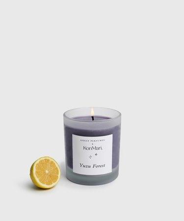 Goest Perfumes x KonMari Candle