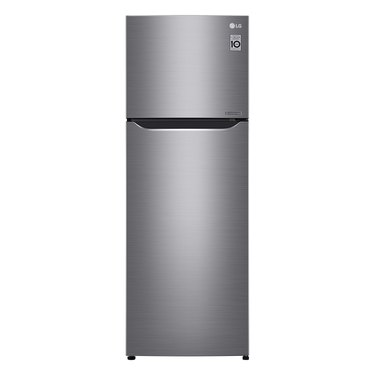 LG 11.1 cu.ft. Platinum Silver Top Freezer Refrigerator
