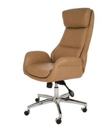 Camel gaming chair