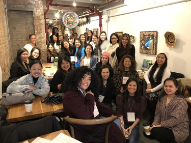 New York City Entrepinayship event at Kabisera Cafe