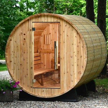Almost Heaven Fayette 6-person Steam Sauna