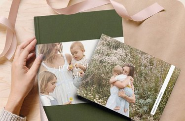 Photo book for Mother's Day