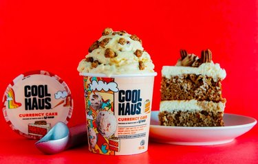 coolhaus currency cake pint