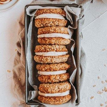 Simply LaKita Oatmeal Cream Pies