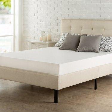 wayfair way day zinus memory foam mattress