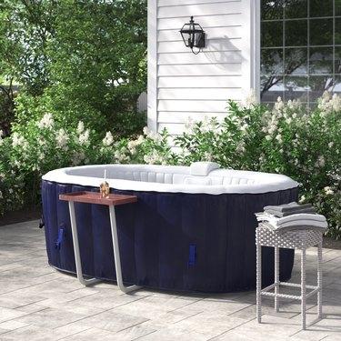 wayfair way day inflatable hot tub