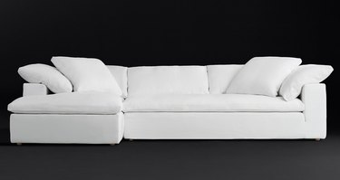90s furniture alternatives cloud couch