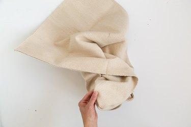 DIY IKEA Hack floor pillow