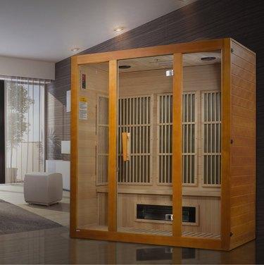 wayfair way day infrared sauna