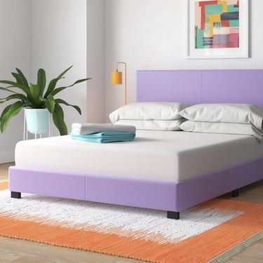 """Wayfair Sleep 10"""" Medium Firm Memory Foam Mattress"""