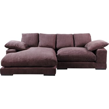 """Allmodern Lonsdale 106"""" Wide Reversible Sofa & Chaise"""