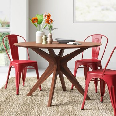 AllModern Larkin Solid Wood Dining Table