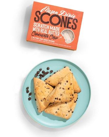 mason dixie chocolate chip scones