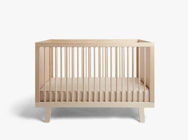 wood crib