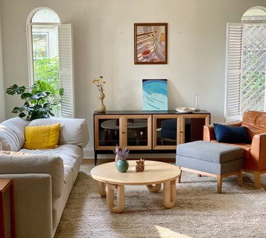 small furniture brands hedge house coffee table in living room