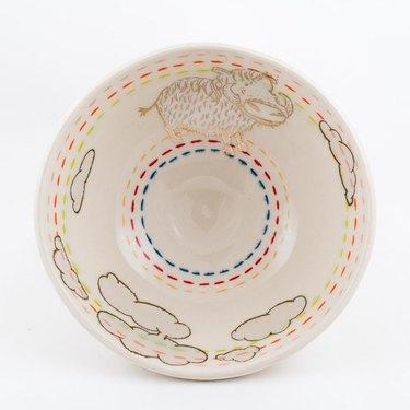 ayumi horie Warthog and Clouds Ramen Bowl