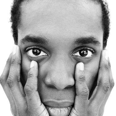 photo of Black male