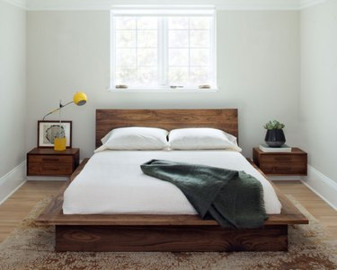 the joinery platform bed