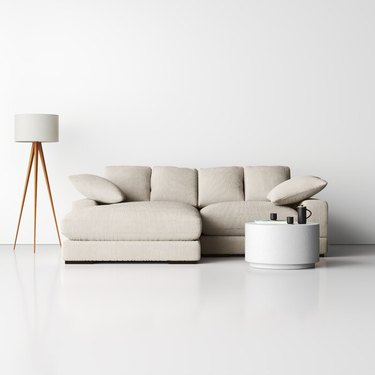 """106"""" Wide Reversible Sofa & Chaise"""