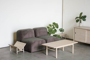 sun at six minimalist modular sofa