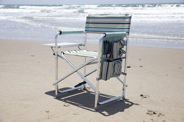 Amazon ONIVA - a Picnic Time Brand Portable Folding Sports Chair