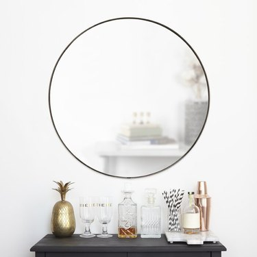 Umbra Hubba Modern Accent Mirror