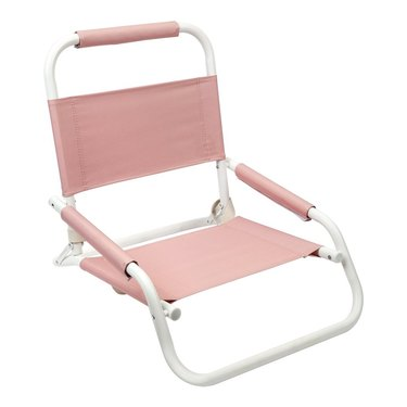 Burke Decor Eco Beach Chair in Pink