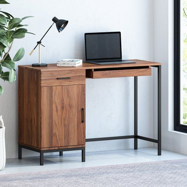 Christopher Knight Home Gallaudet Faux Wood Computer Desk