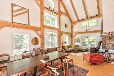 A Beautiful Berkshire Family House in Monterey, Massachusetts