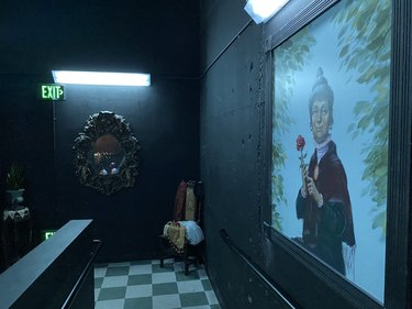 haunted mansion alt route portrait and sitting area