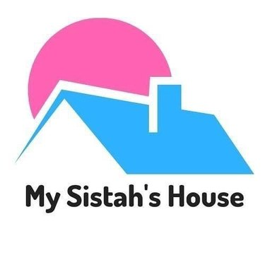 my sistah's house logo