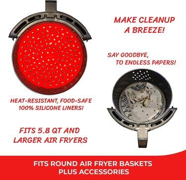 Airware Reusable Air Fryer Liners